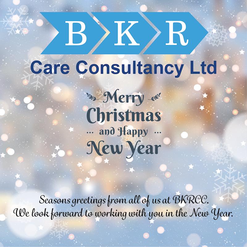 Seasons Greetings from BKRCC