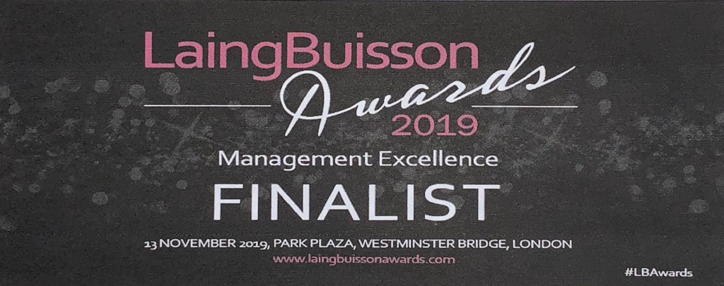Lang Buisson Finalists Awards