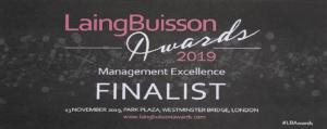 Lang Buisson Finalists Awards