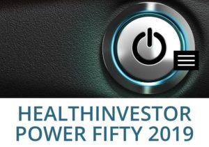 health investors porwer 50